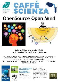 Open Source Open Mind - 25 Ottobre 2014 - Matera