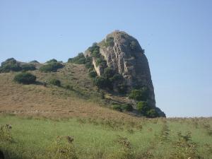 Passeggiata Onyx tra i calanchi - la Petrolla - Matera
