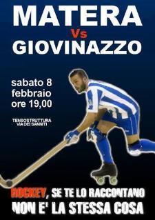 Pattinomania Matera vs Giovinazzo - 8 Febbraio 2014 - Matera