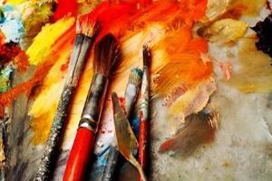 Pennelli per pittura - Matera