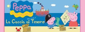 PEPPA PIG E LA CACCIA AL TESORO - Matera