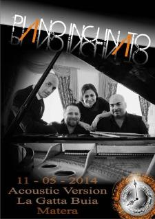 Piano Inclinato - 11 Maggio 2014 - Matera