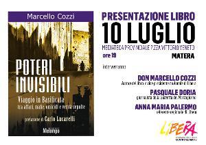 Poteri invisibili - 10 luglio 2014 - Matera