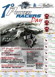 Power Racer Day - 8 Giugno 2014 - Matera