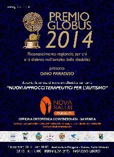 Premio Globus 2014  - Matera