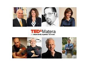 Presentazione del TEDxMatera  - Matera