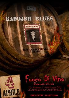 Radojsh Blues Live  - Matera