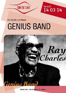 Ray Charles Genius Band  - Matera