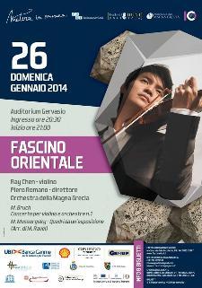 Ray Chen - Fascino orientale  - Matera