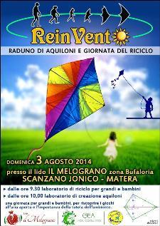 Reinvento - 3 Agosto 2014 - Matera