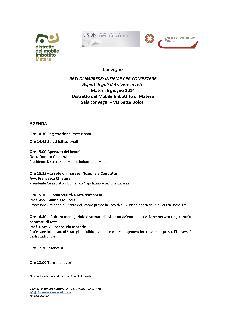 RETI DI IMPRESE: INSIEME PER COMPETERE Aspetti legali del vivere in rete - 6 giugno 2014 - Matera
