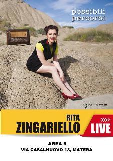 Rita Zingariello Live - 23 agosto 2014 - Matera