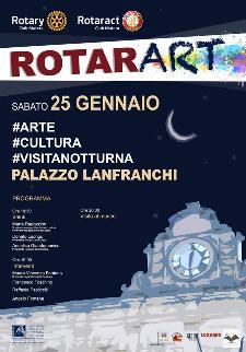 Rotarart - 25 Gennaio 2014 - Matera
