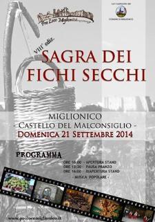 Sagra dei Fichi Secchi 2014 - Matera