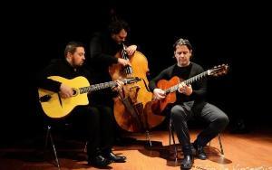 Salvatore Russo Gypsy Jazz Trio  - Matera
