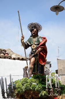 San Rocco - Protettore di Montescaglioso  - Matera