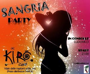 SANGRIA PARTY - Matera