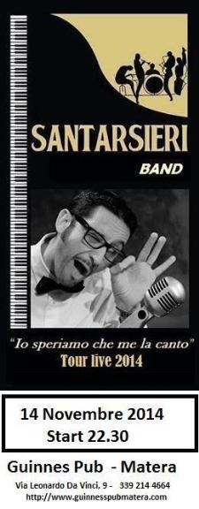 Santarsieri band - Matera