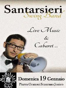 Santarsieri Swing Band - 19 Gennaio 2014 - Matera