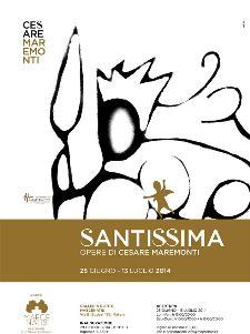 Santissima - Mostra personale di Maremonti Cesare - Matera