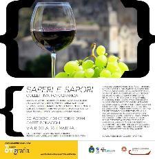 SAPERI E SAPORI - dal 30 agosto al 31 ottobre 2014 - Matera