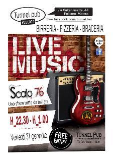 Scalo 76 LIVE - 31 Gennaio 2014 - Matera