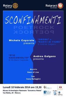 Sconfinamenti - 10 Febbraio 2014 - Matera