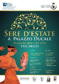 Sere d'Estate a Palazzo Ducale  - Matera