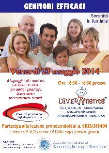 Serenit� in Famiglia - Genitori Efficaci  - Matera