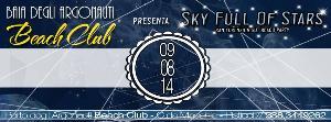 Sky Full of stars - 9 Agosto 2014 - Matera