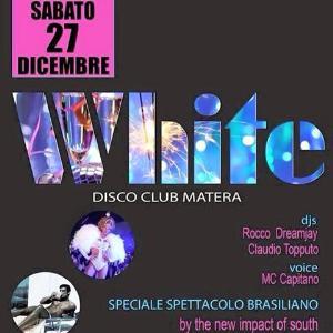 Special brasilian show - 27 Dicembre 2014 - Matera