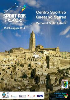 Sport For Peace 2014  - Matera