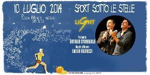 Sport sotto le Stelle - 10 Luglio 2014 - Matera