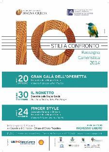 Stili a Confronto 2014  - Matera