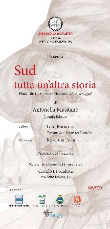 Sud tutta un'altra storia - 10 Ottobre 2014 - Matera