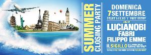 SUMMER CLOSING PARTY - 7 settembre 2014 - Matera