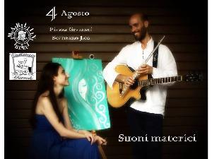Suoni Materici live - 4 Agosto 2014 - Matera