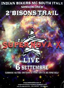 SUPERNOVA X LIVE - 6 settembre 2014 - Matera