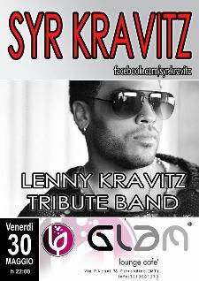 SYR KRAVITZ - Tribute band di LENNY KRAVITZ  - Matera