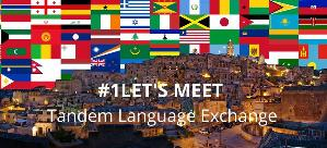 Tandem language exchange  - Matera