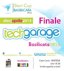 TechGarage Basilicata 2014  - Matera