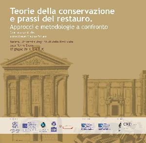 Teoria della conservazione e prassi del restauro - 17 Giugno 2014 - Matera