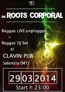 The Roots Corporal live - 29 Marzo 2014 - Matera