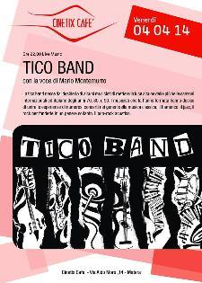 Tico Band - 4 Aprile 2014 - Matera