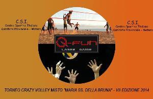 Torneo Volley Della Bruna 2014 - Matera