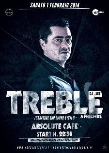 Treble & Friends - 1 Febbraio 2014 - Matera