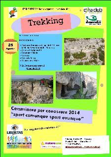 Trekking: Cristo la Selva  - Matera