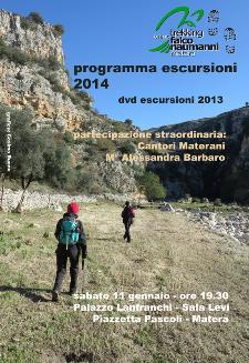 Trekking Falco Naumanni: Il calendario escursioni 2014  - Matera