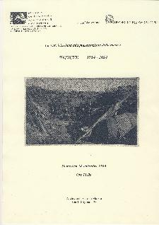 TRINCEE 1914-2014  - Matera