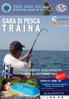 Trofeo Magna Grecia - international fishing cup 2014 - 20 settembre 2014 - Matera